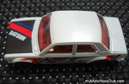 HotWheels Datsun Bluebird 510,Nissan Datsun,Hot Wheels Japan