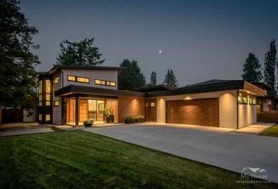 Modern Custom Home Builder Vancouver | Fort Langley Modern ...