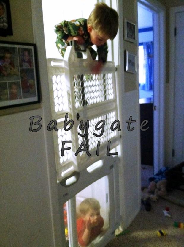 Babygate FAIL