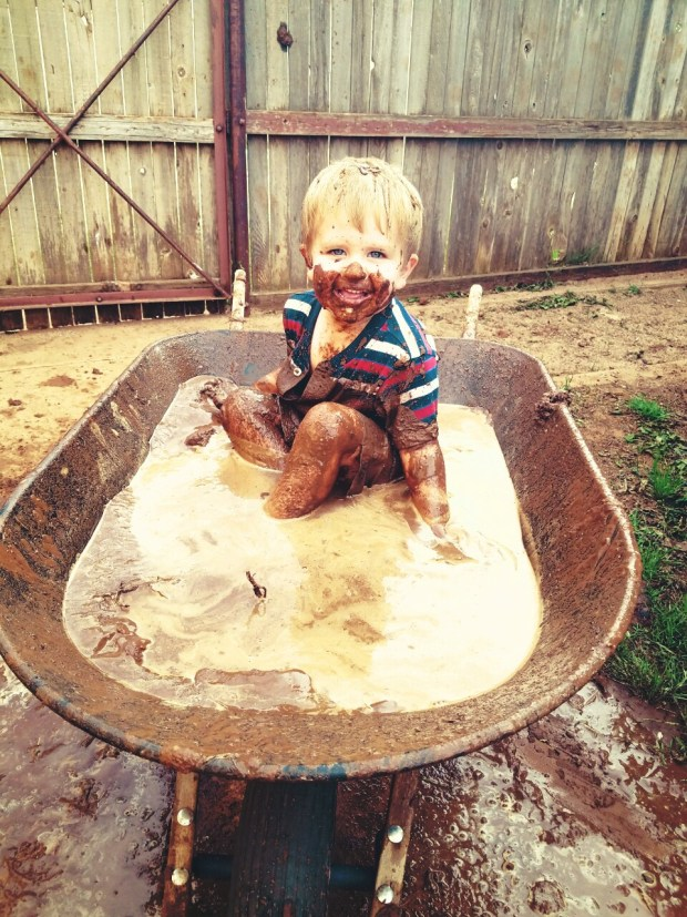 Old School Summer Mud