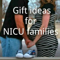 10 Gift Ideas for a NICU Family