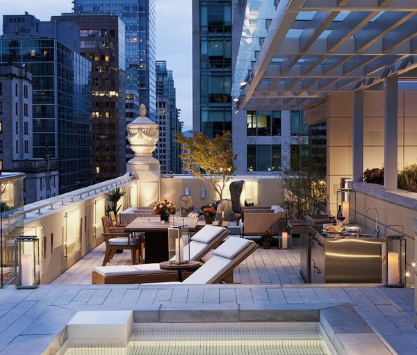 My Apartment Guide: Describe This Terrace In One Word.