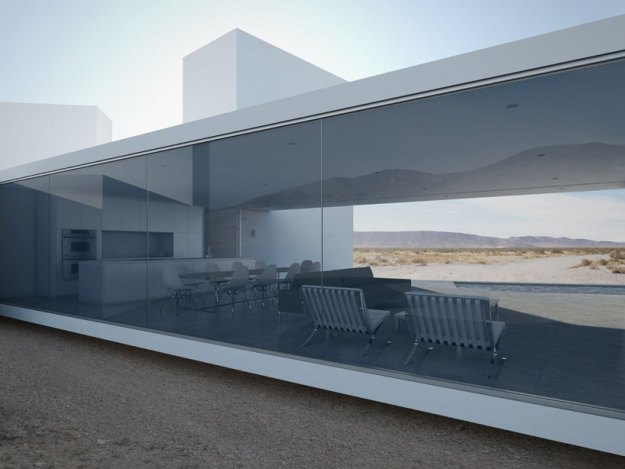 Four eyes house by Edward Ogosta Architecture 01