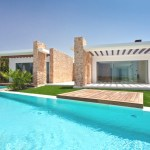 Luxury House in Cala Conta, Ibiza.