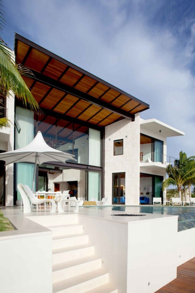 Bonaire House by Silberstein Architecture 05