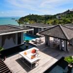 The View, Cape Yamu, Phuket.