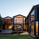 Boatsheds by Strachan Group Architects & Rachael Rush