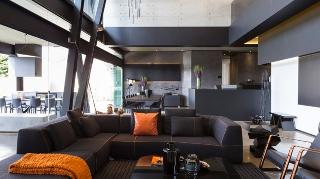 Kloof Road House by Nico van der Meulen Architects 06