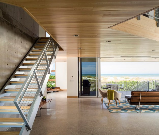 Seagrape House by Traction Architecture 01