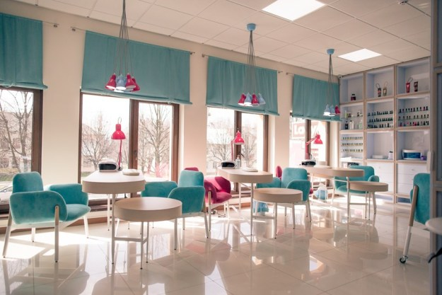 Beauty salon by Cult of Design 01