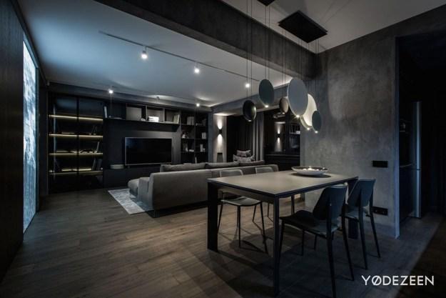 Modern home interior by YoDezeen 08