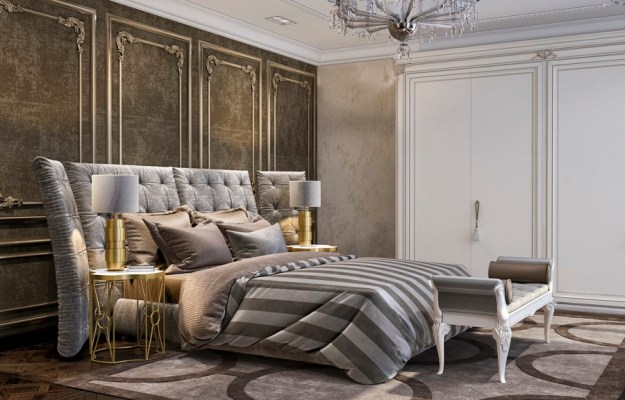 Luxury design in the neoclassical style by Building Evolution 09. Luxury design in the neoclassical style by Building Evolution