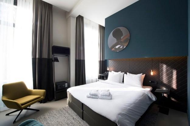 Boutique hotel, Amsterdam by Jeroen de Nijs 02