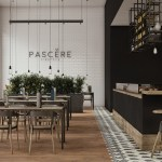 Pascere Ciboteca by ZDA Zupelli Design Architecture studio