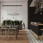 Pascere Ciboteca by ZDA Zupelli Design Architecture studio