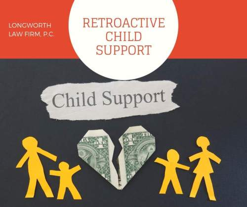 Mother Suing for Retroactive Child Support in Texas