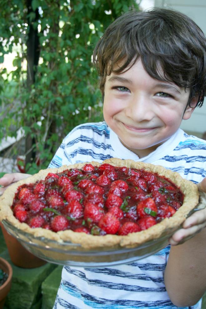 5 Life Lessons Your Family Can Learn at a U-Pick Farm (Bonus Cherry Vanilla Jam Recipe)