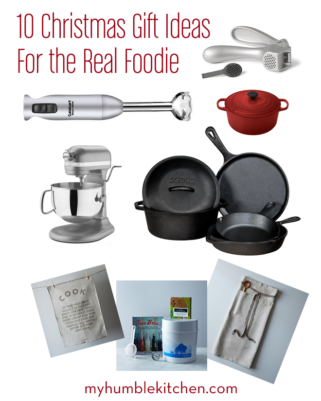 10 christmas gift ideas for the real foodie myhumblekitchencom