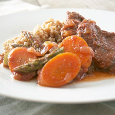 A Braised Spring Stew Recipe