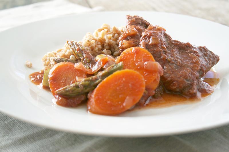 A Braised Spring Stew Recipe