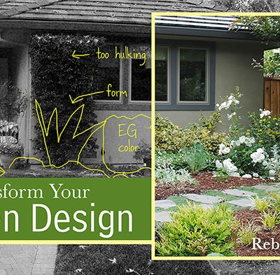 Transform Your Garden Design | myhumblekitchen.com