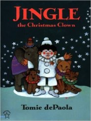 Jingle the Christmas Clown by Tomie dePaola