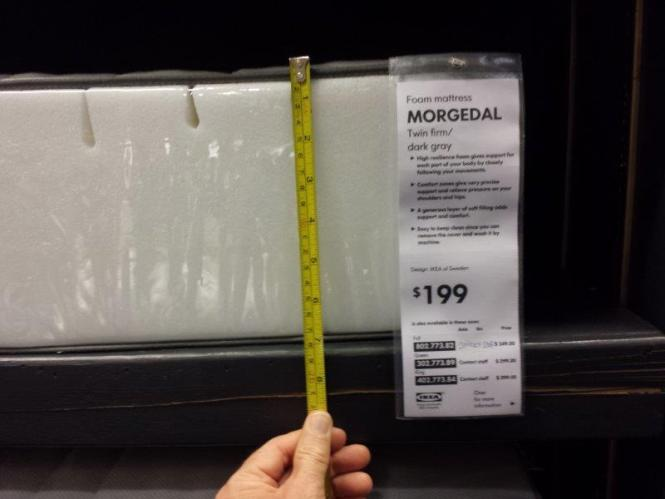 In This Review We Will Go Over The Specifications Of Morgedal Foam Mattress