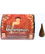 zen meditation incense cones my incense store