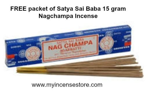 Free Nagchampa myincensestore.com