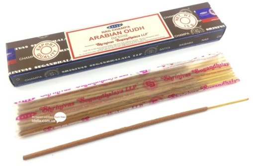 satya sai baba arabian oohd incense
