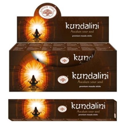 Kundalini Incense. Awaken your Soul Green Tree