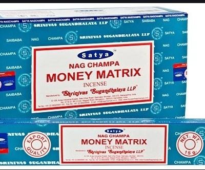 Money Matrix By Satya Sai Baba