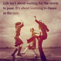 One Dance Image, Two Quotes on Dancing