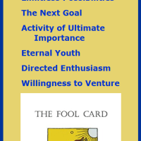 Tarot Card Meanings: The Fool Card