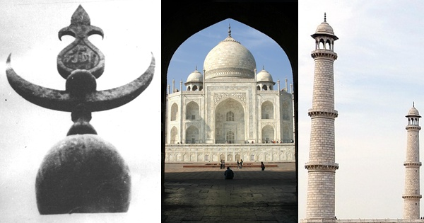 Image result for taj mahal controversy