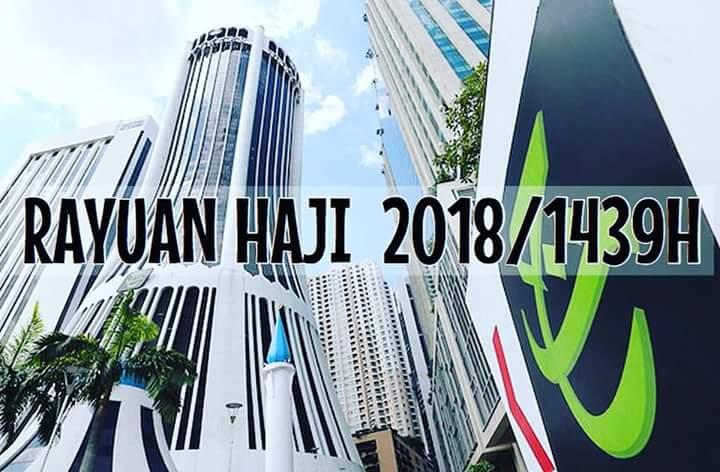 Permohonan Rayuan Haji Tahun 2018/1439H