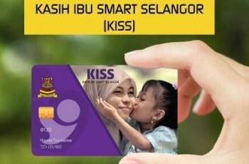 Cara Daftar Kasih Ibu Smart Selangor KISS 2018