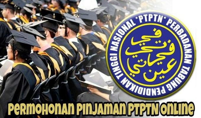 Permohonan Pinjaman PTPTN 2021 Online