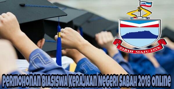 Permohonan Biasiswa Kerajaan Negeri Sabah 2021 BKNS Online (Semakan Status)