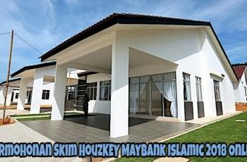 Permohonan Skim HouzKEY Maybank Islamic 2018 Online