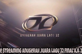 Live Streaming Anugerah Juara Lagu 32 Final AJL 2018