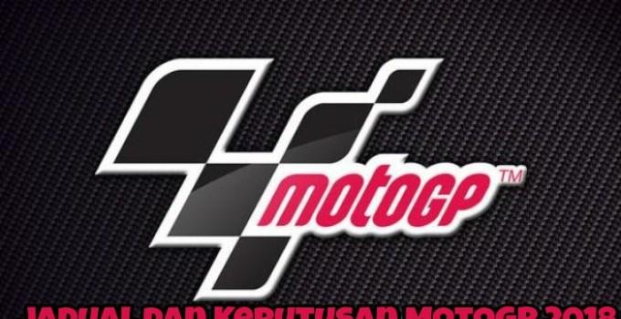 Jadual dan Keputusan MotoGP 2018