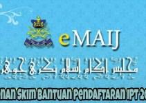 Permohonan Skim Bantuan Pendaftaran IPT 2018 (MAIJ)