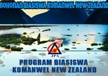 Permohonan Biasiswa Komanwel New Zealand 2018 Bagi Sarjana & PHD