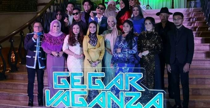 Senarai Peserta Gegar Vaganza 5 2018 (GV5)
