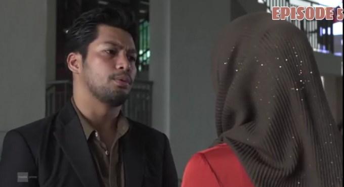 Tonton Drama Utusan Cinta Buat Adam Episod 5