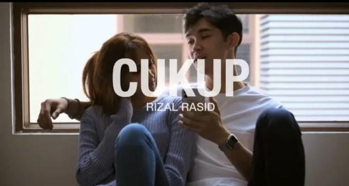 Lirik Lagu Cukup - Rizal Rasid (OST Rindu Yang Terindah)