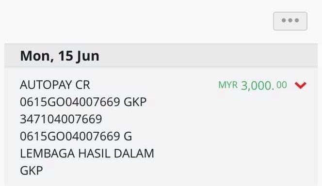 Semakan Penerimaan Bayaran Geran Khas Prihatin RM3000 Mulai 15 Jun (Check Status)