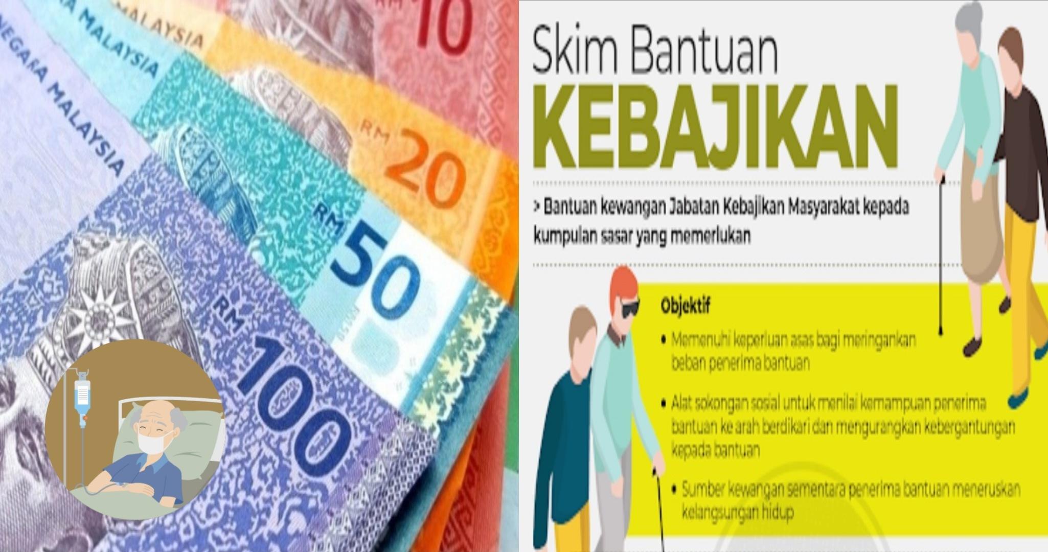 Cara Mohon Bantuan Bulanan Rm350 Warga Emas Jkm Bot
