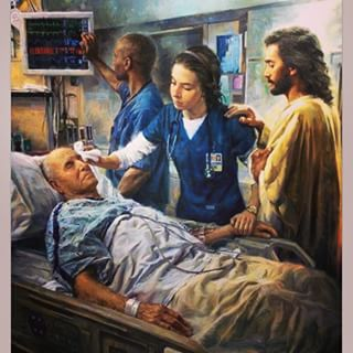Jesus Hospital Near Death Experiences faith love